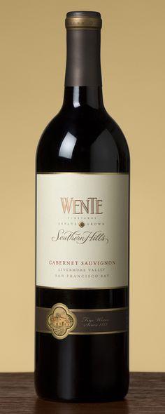 Eco Wine: 2011 Wente Vineyards Cabernet Sauvignon