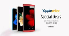 Special #deals on ur favorite #smartphone  Shop: http://www.yuppleprice.com  #YupplePrice #PriceCompare #Weekend #Offer