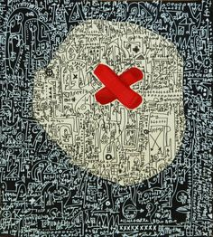 Buy a series of Daily Drawing: Mindscape, a Ballpoint Pen on Paper by Jungwoo Hong from South Korea. It portrays: Abstract, relevant to: red, black, sign, symbol, white, calligraphy, cross, figure, letter, line My artworks explore the human(my) mind and its scenery that may change every moment.   This work is a series of Daily Drawing as a picture diary that document my mind inside changing every moment in a visual form of 2D abstract art.  The process and concept of art-making are based on…