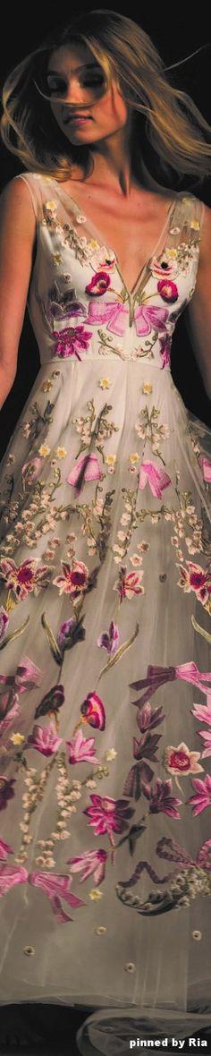 Temperley London Bridal Fall 2017 l Ria