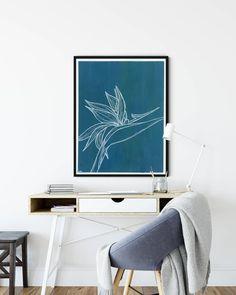 Bird of Paradise Agave Designs ( Botanical Art, Line Drawing, Paradise, Retail, Bird, Photo And Video, Wall Art, Videos, Creative
