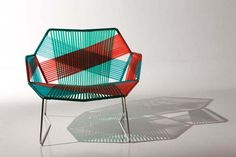 From Moroso's Tropicalia collection.