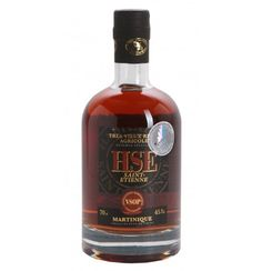 HSE Old Dark Agricole Rum V.S.O.P 6 years 42% 700ml