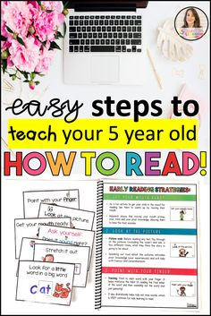 "Yup! You heard me! I've got all the secrets to teaching your child how to read. I get this question all the time ""how to teach a child to read?"". I've got all the answers in this phonics resource!"