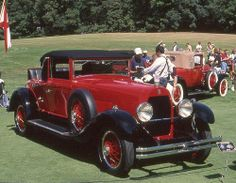 1929 dupont model g convertible