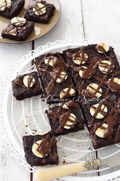 Brownie z awokado