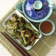 Soy-Chili Broccoli