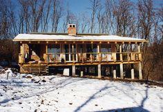 Cabin, House Styles, Home Decor, Room Decor, Cabins, Home Interior Design, Home Decoration, Interior Decorating, Home Improvement