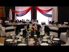 Wedding Decor by Wedding Finesse in Calgary  www.weddingfinesse.ca Wedding Decorators in Calgary