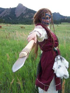 Keltoi - celtic - warrior