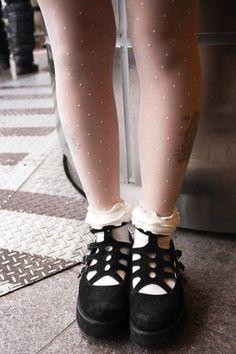shoes platform shoes lolita goth gothic lolita dolly shoes kawaii