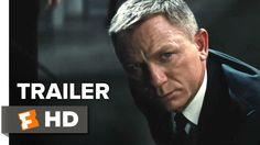 """Spectre Official Trailer #1 (2015) - Daniel Craig, Christoph Waltz Movies """"A cryptic message from Bond's past sends him on a trail to uncover a sinister organization. While M battles political forces to keep the secret service alive, Bond peels back the layers of deceit to reveal the terrible truth behind SPECTRE."""" Count me in!"""