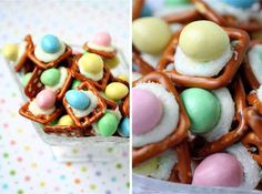 Peanut Butter Buttons | Easter Sweet Treats