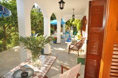 Unforgetable Verandas! Greece, Studios, Anna, Patio, Traditional, Island, Outdoor Decor, Home Decor, Greece Country