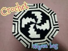 Wayuu bag   กระเป๋าวายู   ถักก้นกระเป๋าวายู  Mochila bag  Malee DIY - YouTube