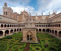 Monasterio de Guadalupe- Cáceres