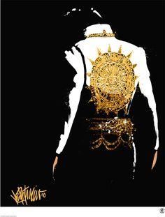 Elvis Presley - Legend - Joe Petruccio Fine art print