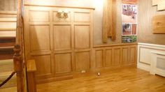 Any size of oak panelling  can be made to suit : )x