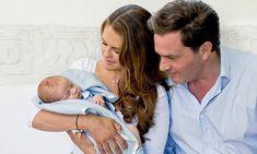 Chris O'Neill and Princess Madeleine welcomed baby Prince Nicolas on June 15 Photo:Photo Brigitte Grenfeldt/ The Royal Court, Sweden