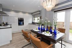New homes for sale in Perth, Perth and Kinross from Bellway Homes Victoria's Kitchen, Kitchen Ideas, Bellway Homes, New Homes For Sale, Perth, Interior Inspiration, Sweet Home, Home And Garden, Flooring