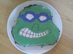 Ninjaturtle cake