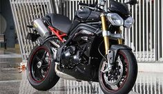 Triumph Speed Triple R. Yeah. I would have one..