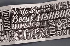 alfabetos varios | El Serif de Chocolate