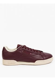 Reebok Burgundy NPC UK II Sneakers | oki-ni