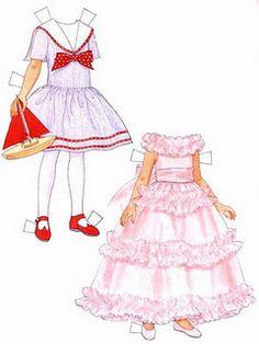 Betsy & Barbara's Clothes