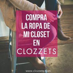 La recomendación de hoy: #clozzets  #Fashion #blog #yovendoenclozzets
