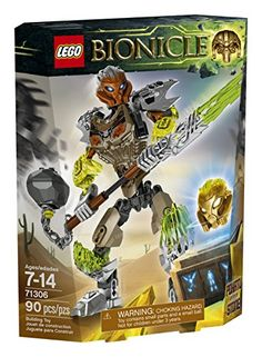 The toughest of the Toa Pohatu Uniter of Stone must inspire the other heroes on the journey to discover and unite with the elemental creatures-only then will they be powerful enough to defeat evil! ...