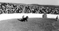 plaza toros sebastian palomo 1985 Muniesa (Teruel)