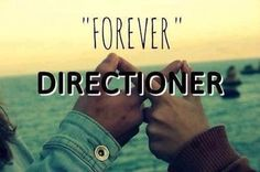 FOREVER DIRECTIONER<<<< well our fandom is so dorky, it should've had the infinity with legs  fail...< this is accurate