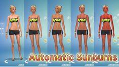 Mod The Sims - Automatic Sunburns (update 3/7)