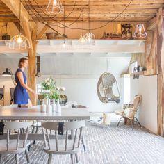 De Kleine Wildenberg - vakantiehuis, pipowagen | Bijzonder Plekje Loft, Bed, Interior, Furniture, Holland, Home Decor, Happy, Holiday, Travel