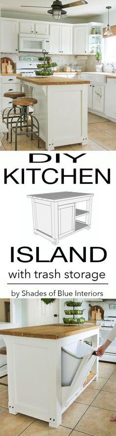 11 Cool DIY Ideas For Your Kitchen #kitchenremodel #homedecorideas #kitchen #kitchendecor