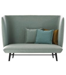 Gimme Shelter Sofa Diesel with Moroso