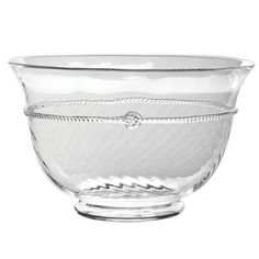 Juliska glassware, dresses up your table with class and style.