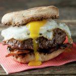 Bacon and Egg Burger