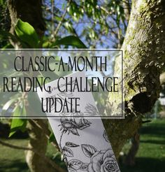 Classic-a-Month Reading Challenge!