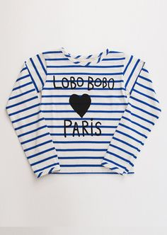 French striped tee.