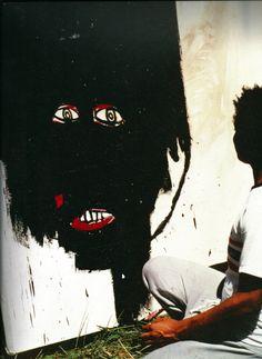 barrychills:    Jean Michel Basquiat by Dieter Buchhart