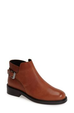 Topshop+'Actor'+Leather+Ankle+Boot+(Women)+available+at+#Nordstrom