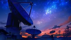 Starry Sky wallpaper for desktop and phones Lego Wallpaper, Music Wallpaper, Mobile Wallpaper, Wallpaper Backgrounds, Anime Titles, Anime Characters, Satellite Dish, Cute Anime Character, Anime Scenery
