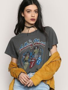 The Rolling Stones Tee - Gypsy Warrior