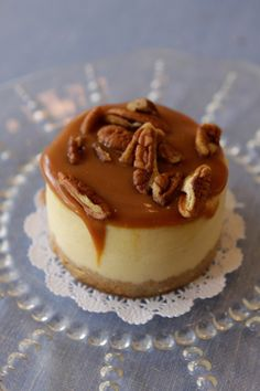 Billy's Bakery - Caramel Pecan Cheesecake