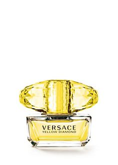 Versace Yellow Diamond 50 ml for Women Versace Perfume, Pink Perfume, Perfume Bottles, Versace Fashion, Versace Jeans Couture, Jewelry Photography, Shades Of Yellow, Boho Jewelry, Women Accessories