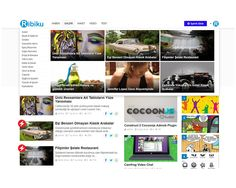 Sosyal İçerik Paylaşım Scripti - RibiMedia Bilişim Hizmetleri