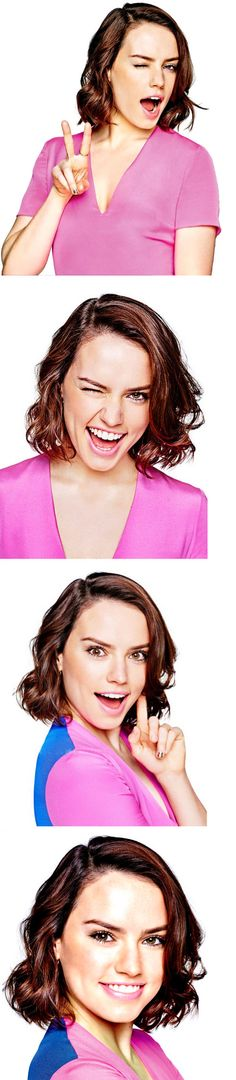 Why I Have Crush On Daisy Ridley?