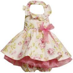 Creaciones de la Abuela Zilea para bebes y niños: vestidos de fiesta niñas